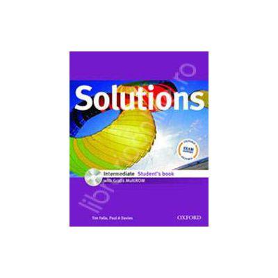 Solutions Intermediate iTools CD-ROM