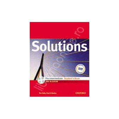 Solutions Pre-Intermediate Class Audio (CDs 2)