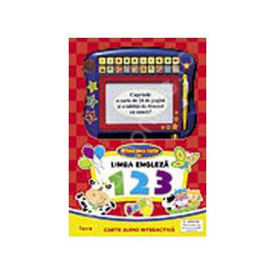 Prima mea carte de limba engleza - 123