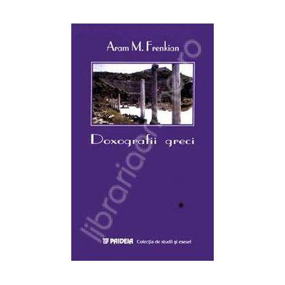 Doxografii greci