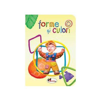 Forme si culori (0-3 ani)