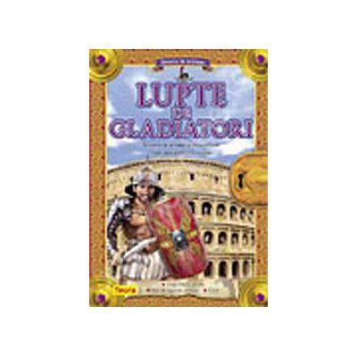 Lupte de gladiatori - carte 3D