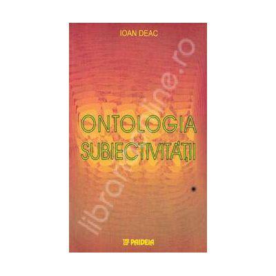 Ontologia subiectivitatii