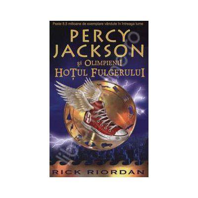 Percy Jackson si Olimpienii. Hotului fulgerului (Cartea intai)