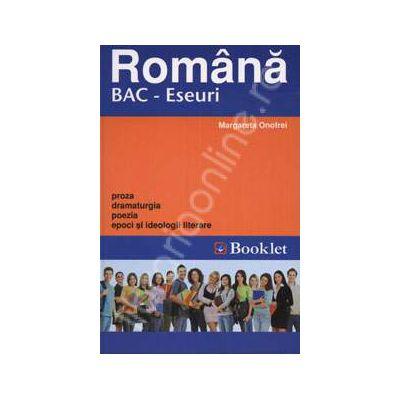 Romana Bac - Eseuri