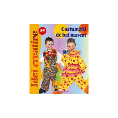 Costumaţii de bal mascat - Idei Creative
