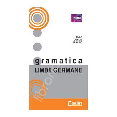 Gramatica limbii germane - BBC