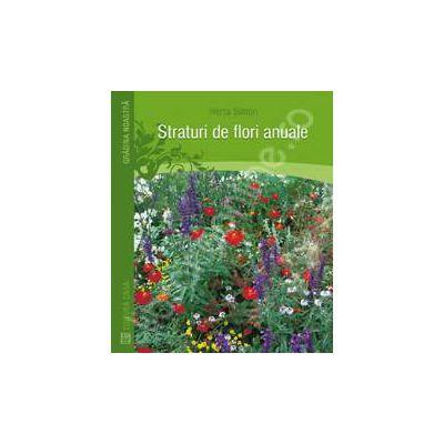 Straturile de flori anuale