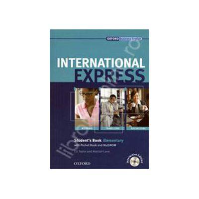 International Express Interactive Elementary Teachers Book