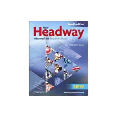 New Headway Intermediate (4th Edition) Class Audio CDs (3)