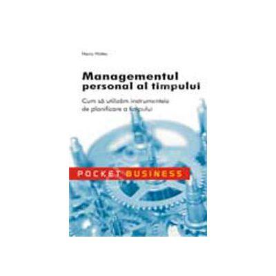 Managementul personal al timpului