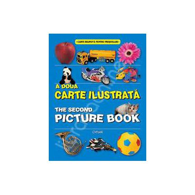A doua carte ilustrata. The second picture book