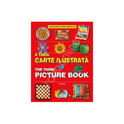 A treia carte ilustrata. The third picture book