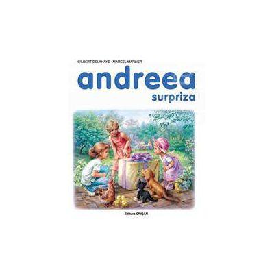 Andreea. Surpriza