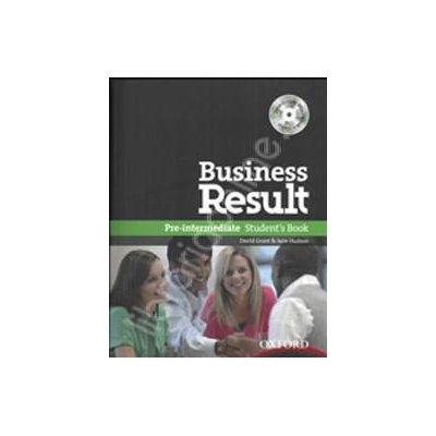 Business Result Pre-Intermediate Teachers Book with DVD