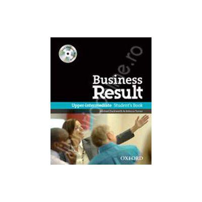 Business Result Upper Intermediate Teachers Book with DVD