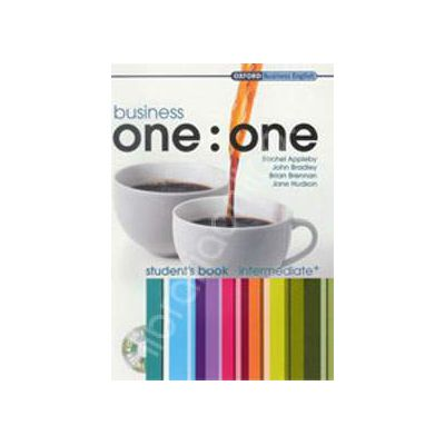 Business one:one Intermediate Audio Cds (2)
