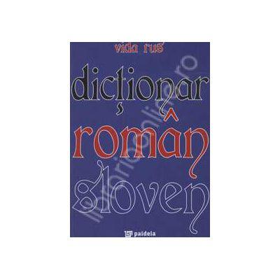 Dictionar roman-sloven