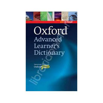 Oxford Advanced Learners Dictionary with COMPASS CD-ROM and Vocabulary Trainer