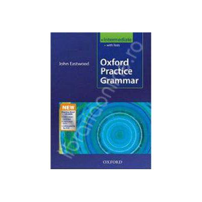 Oxford Practice Grammar Intermediate with Key and MultiROM