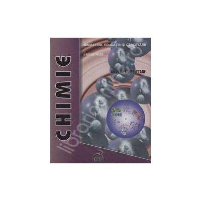 Chimie - Anul de completare (Scoala de Arte si Meserii)
