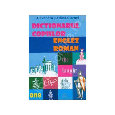 Dictionarul copiilor englez-roman cu surprize