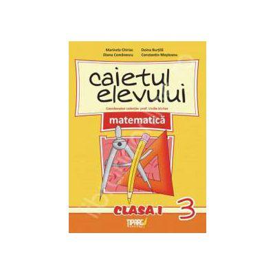 Caietul elevului matematica clasa I partea a III-a