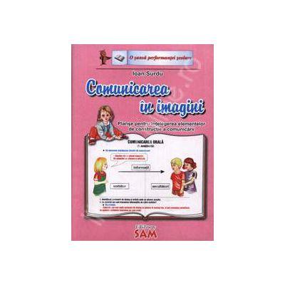 Comunicarea in imagini (Planse pentru intelegerea elementelor de constructie a comunicarii)