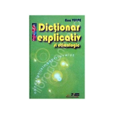 Dictionar explicativ si etimologic