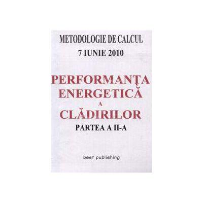 Performanta energetica a cladirilor - Partea a II-a