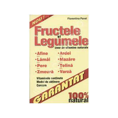 Fructele si legumele - izvor de vitamine naturale