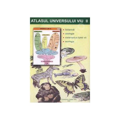 Atlasul universului viu - Volumul II