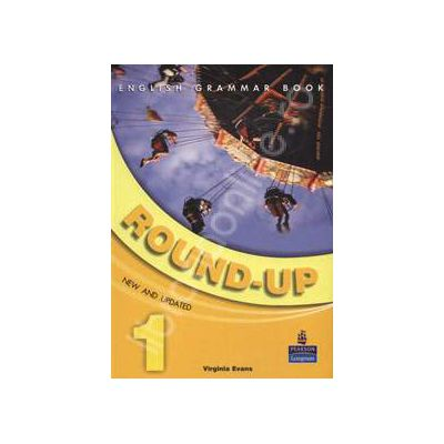 Round-Up 1 Student Book 3rd