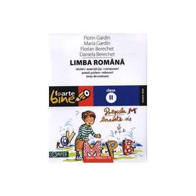 Limba romana clasa a II- a - Colectia foarte bine