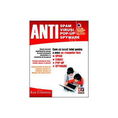 Antispam, Virusi, Pop-up, Spyware - cu CD