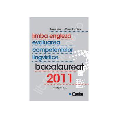 Limba engleza. Bacalaureat 2011