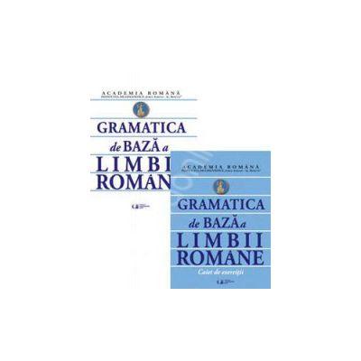Gramatica de baza a limbii romane cu caiet de exercitii