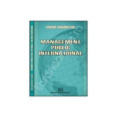 Management public international