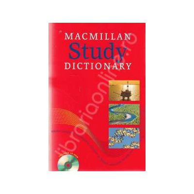 Study DICTIONARY cu CD-ROM