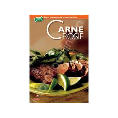 Carne rosie - secretele bucatariei