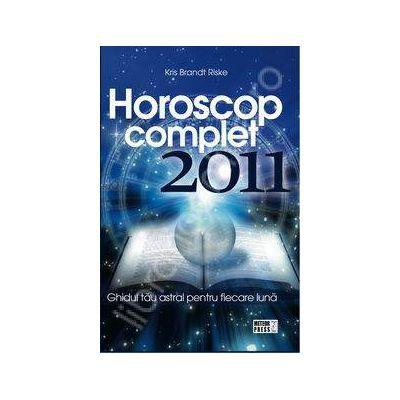 Horoscop complet 2011. Ghidul tau astral pentru fiecare luna