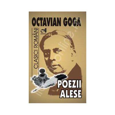 Poezii alese - Octavian Goga