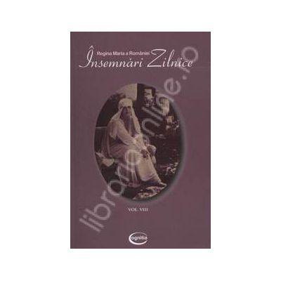 Regia Maria a Romaniei. Insemnari zilnice - Volumul VIII (1 ianuarie - 31 decembrie 1926)