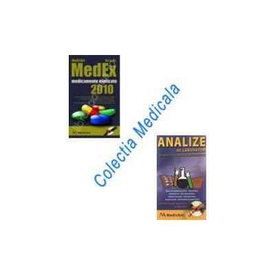 Colectia Medicala - Medex 2010 si Analize de laborator