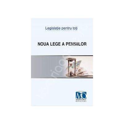 Noua lege a pensiilor