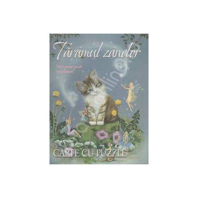 Taramul zanelor - Carte cu puzzle