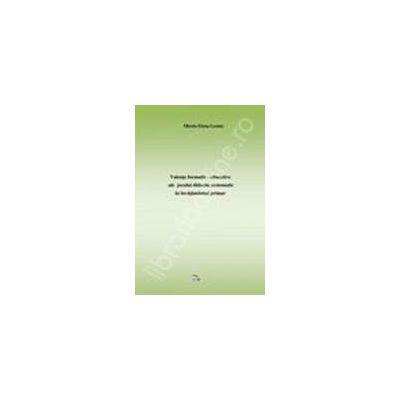 Valente formativ-educative ale jocului didactic matematic in invatamantul primar