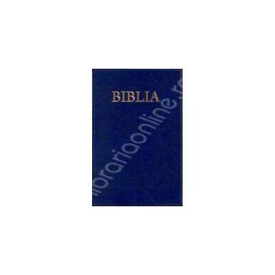 Biblia cu coperta flexibila