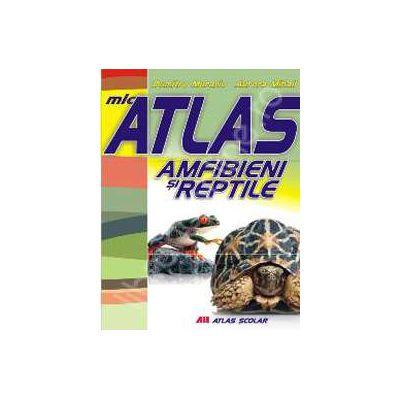 Mic atlas. Amfibieni si reptile