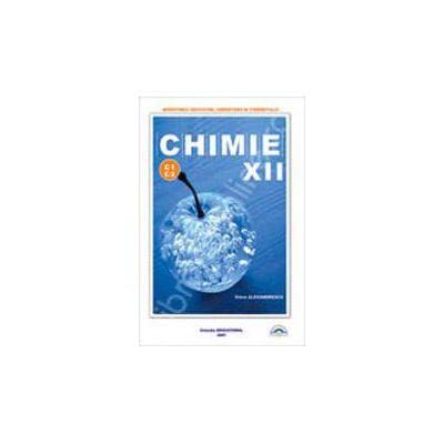 Chimie C1-C2 manual pentru clasa a XII-a